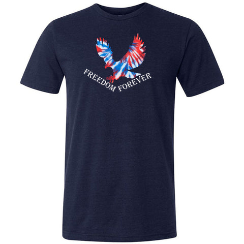 Freedom Forever Unisex Triblend Short Sleeve Tee