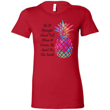 Load image into Gallery viewer, Be A Pineapple Women's The Favorite Tee