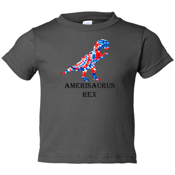 Amerisaurus Toddler Cotton Jersey Tee