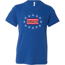 Load image into Gallery viewer, 'Merica Youth Short Sleeve Crewneck Jersey Tee
