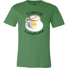 Load image into Gallery viewer, Liquid Sunshine Unisex Short Sleeve Jersey Tee