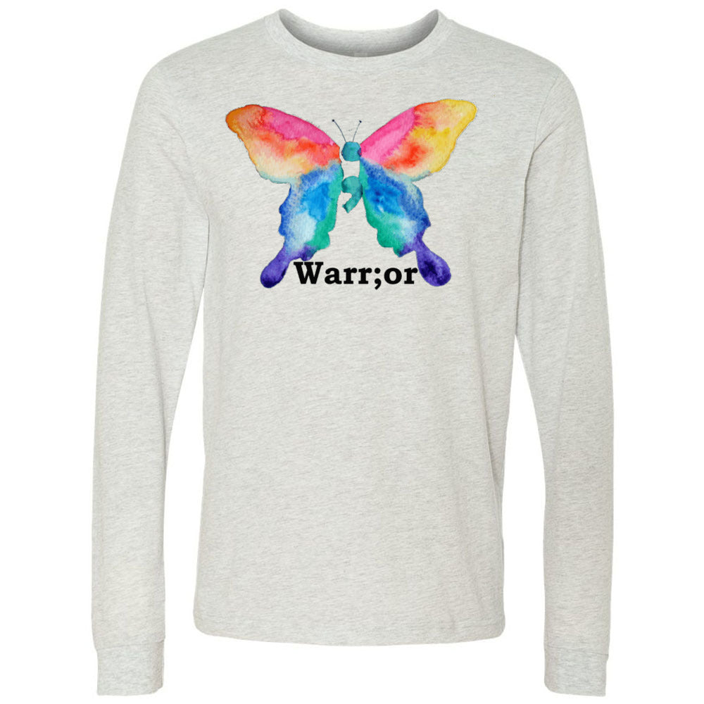 Warrior Long Sleeve Jersey Tee