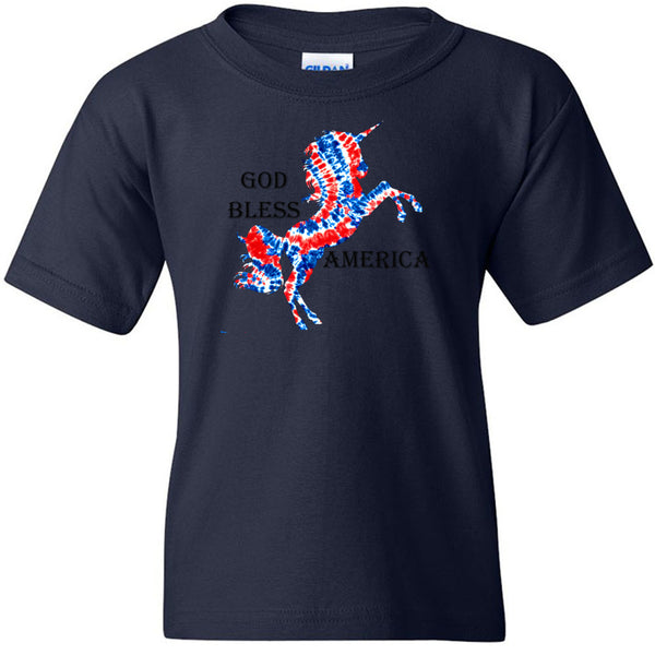 RWB Unicorn Gildan - Heavy Cotton Youth T-Shirt