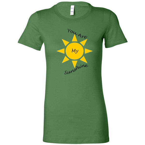 You Are My Sunshine Women's The Favorite Tee