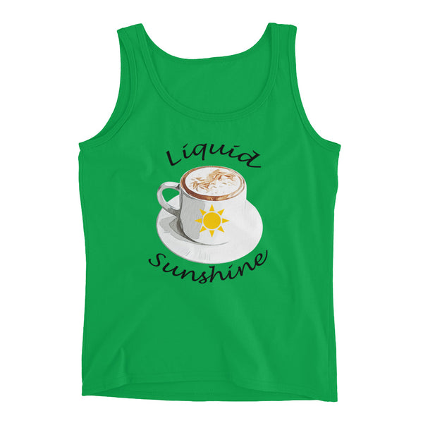 Liquid Sunshine Ladies' Tank