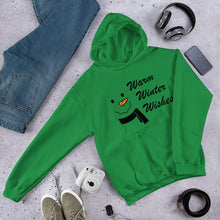 Load image into Gallery viewer, Warm Winter Wishes Unisex Hoodie