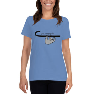 Hanging Out Women's short sleeve t-shirt
