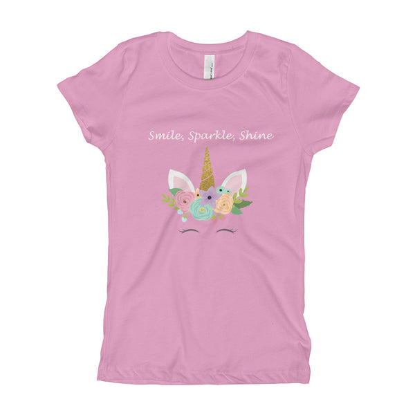 Sparkle Girl's T-Shirt