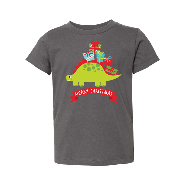 Merry Christmas Stego Toddler Tee