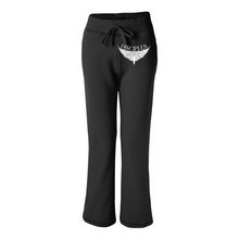 Load image into Gallery viewer, Disciples MC White Poet Women's Sweatpants