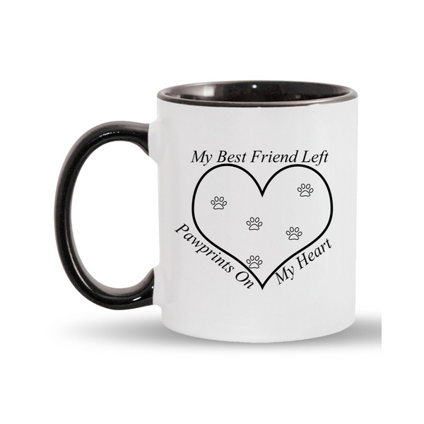 PawPrints Mugs