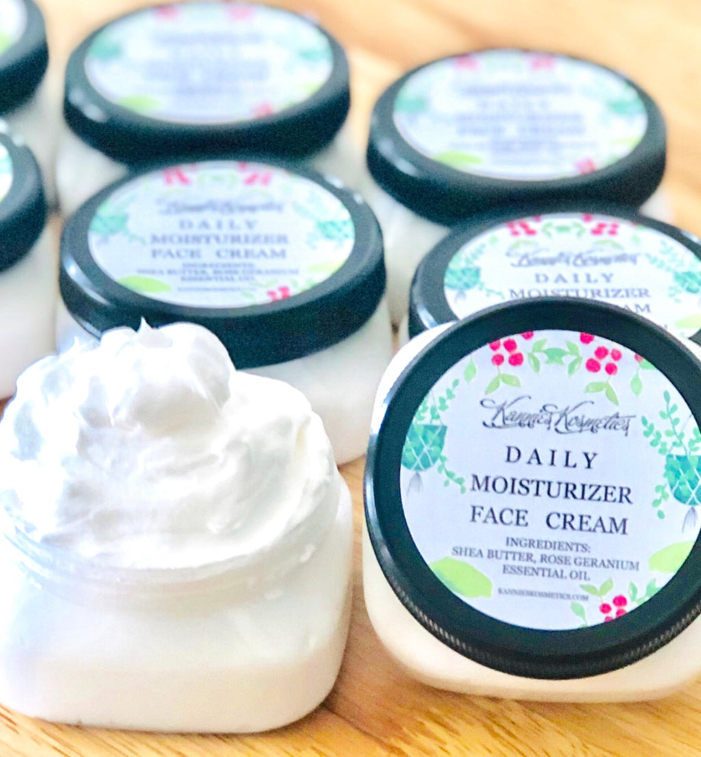 DAILY MOISTURIZER FACE CREAM