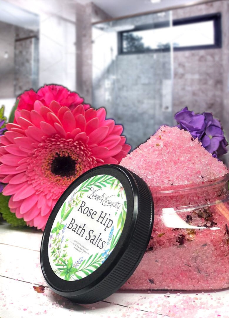 Rosehip Bath Salt