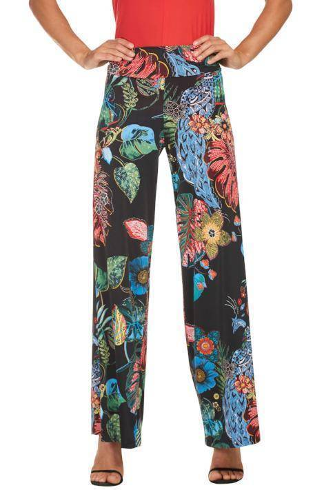 Frank Lyman Womens Tropical Pants