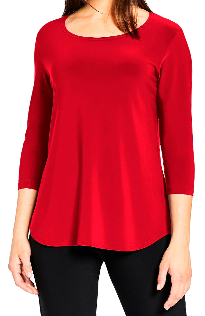 Sympli Womens Go to Classic T Relax, 8 Colors