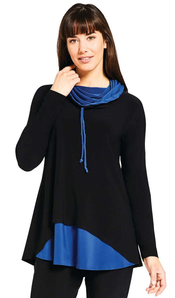 Sympli Womens Matrix Likity Split Top - a-dream-fit.myshopify.com