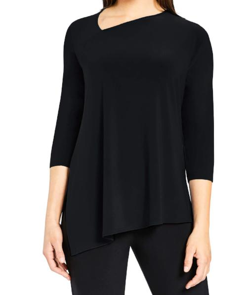 Sympli Womens Slant Top