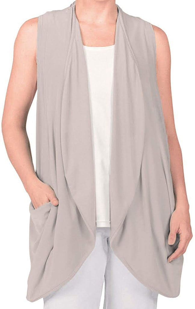 Sympli Womens Class Act Vest - A Dream Fit