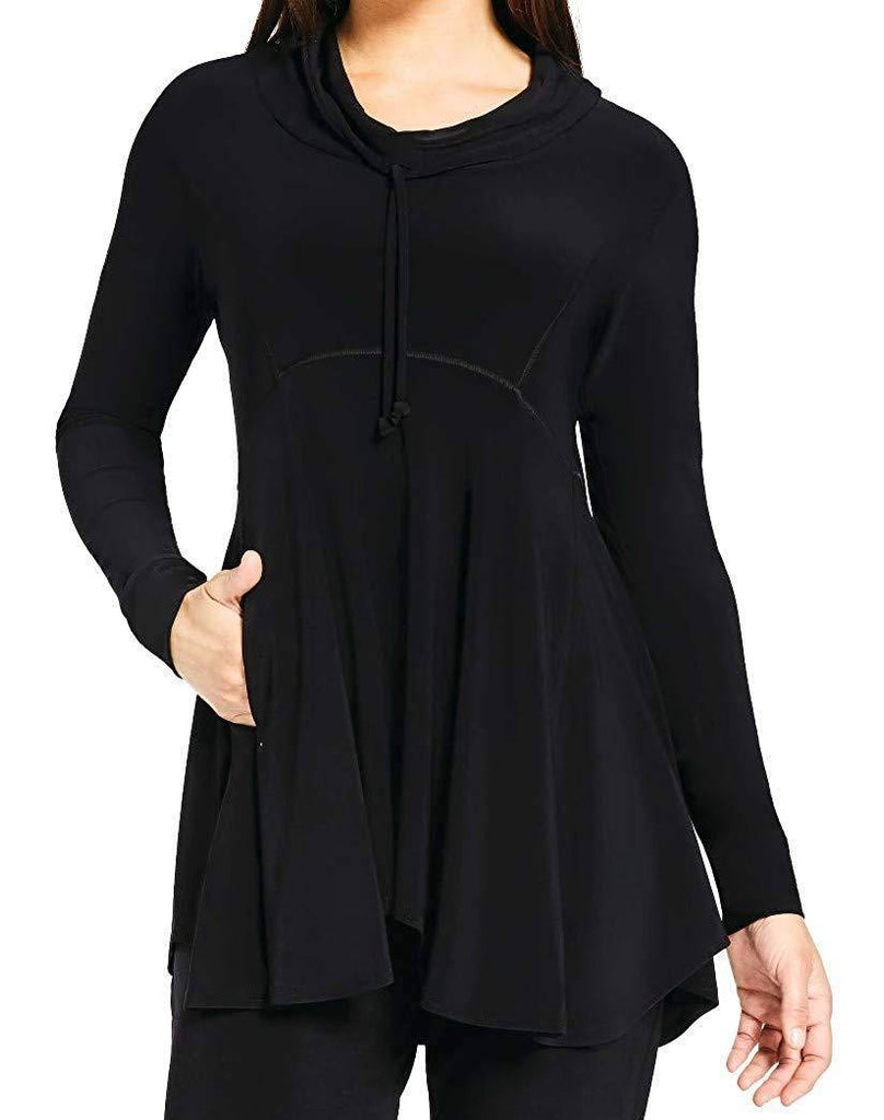 Sympli Women Plus Size Energy Slouch Tunic - a-dream-fit.myshopify.com