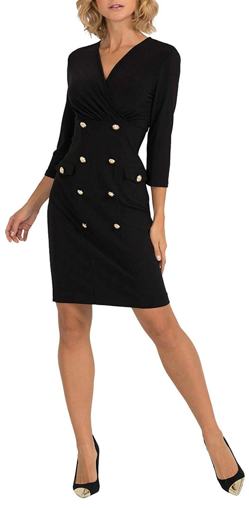 Joseph Ribkoff Womens Cocktail Dress Style 193014 - a-dream-fit.myshopify.com