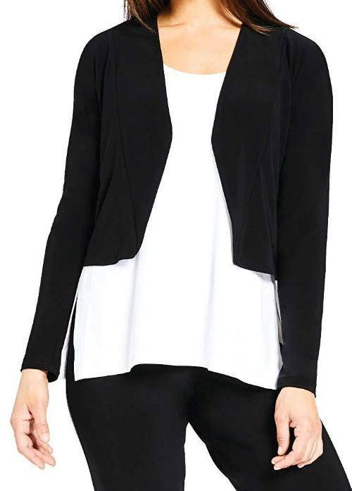 Sympli Womens Clip Shrug - A Dream Fit