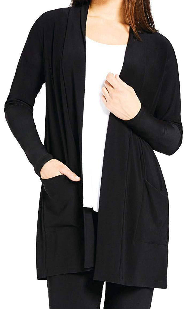 Sympli Womens Plus Size Go to Cardigan Long - a-dream-fit.myshopify.com