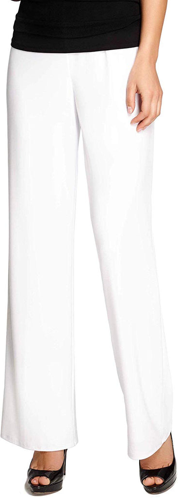 Frank Lyman Womens Pull On Boot Cut Pant Style 038 - a-dream-fit.myshopify.com