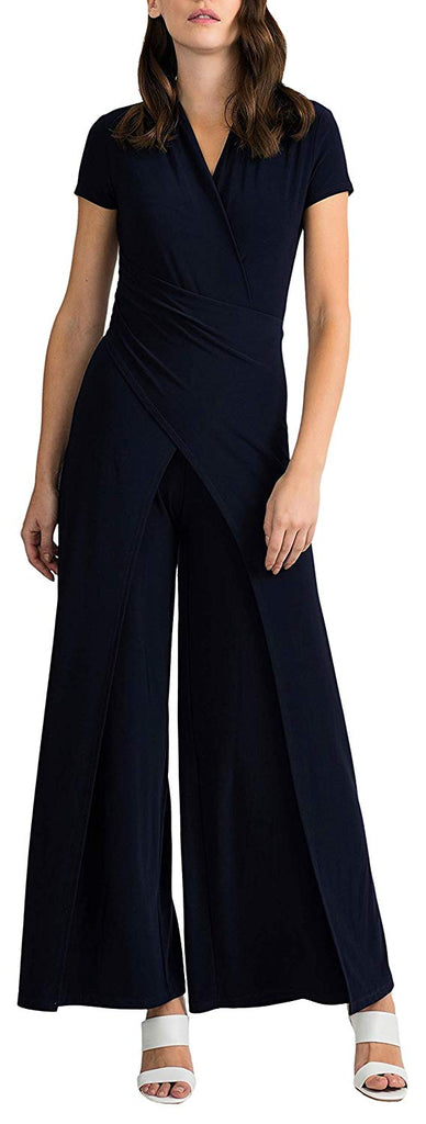 Joseph Ribkoff Womens Jumpsuit Style 201146 - a-dream-fit.myshopify.com