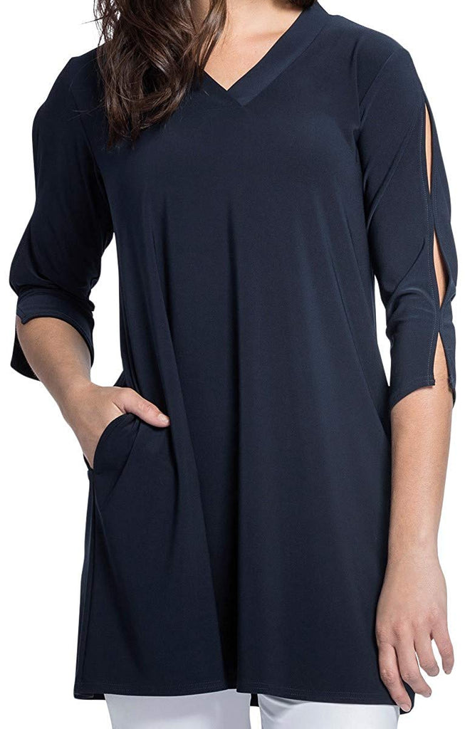 Sympli Womens Shift Tunic Style 23138-2 - a-dream-fit.myshopify.com