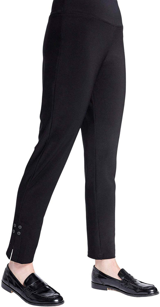 Sympli WomensIcon Narrow Pant Style 27191 Color Black Size 10 - a-dream-fit.myshopify.com