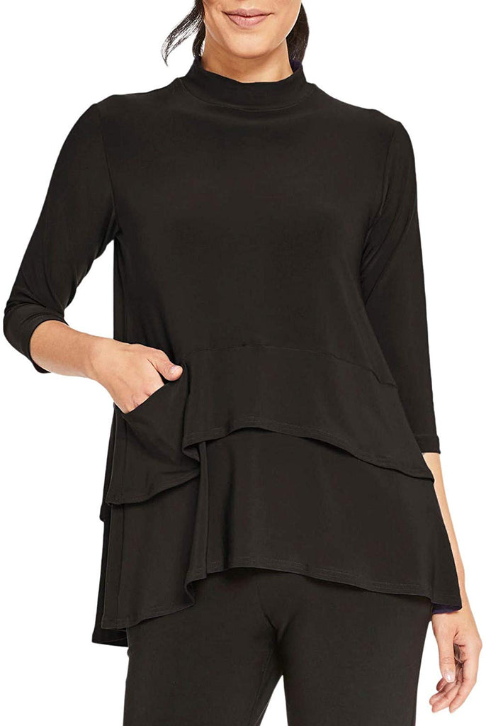 Sympli Womens Waterfall Top 22176-2 - a-dream-fit.myshopify.com