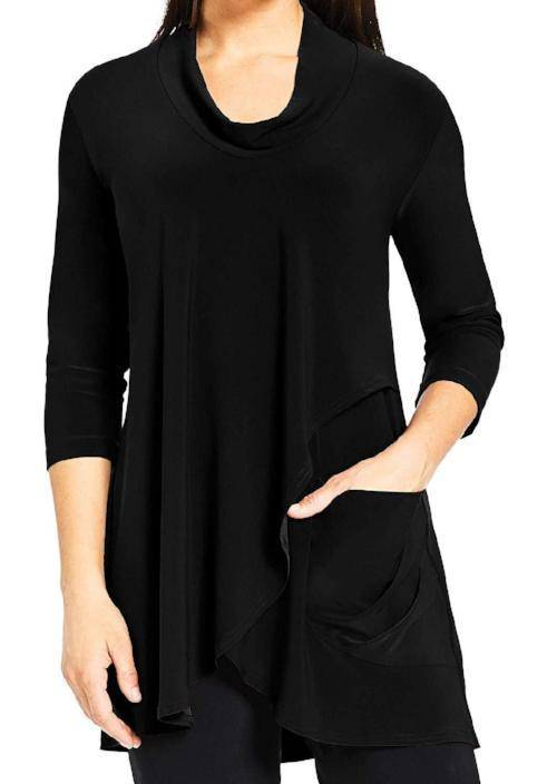 Sympli Womens Under Wraps Tunic - a-dream-fit.myshopify.com