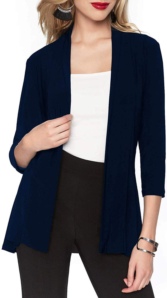 Frank Lyman Women's Essential Cardigan Style 071 - a-dream-fit.myshopify.com