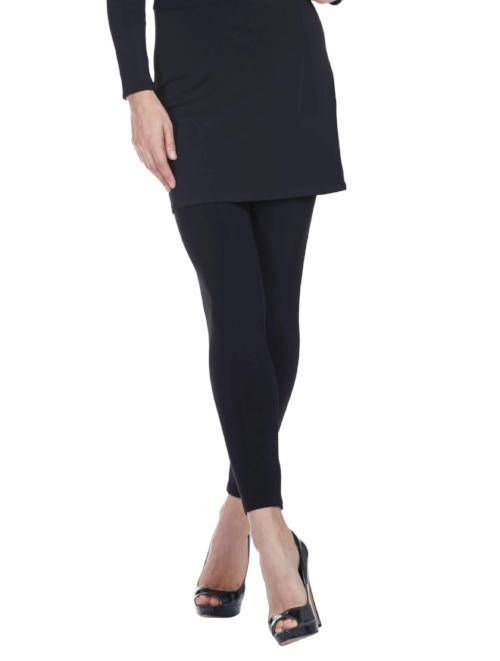 Frank Lyman Womens Skirted Legging