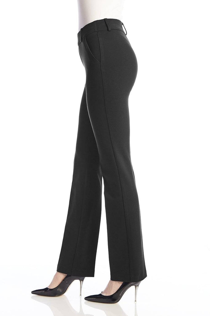 UP! Womens Flatten and Flatter Classic Trouser Ponte - A Dream Fit