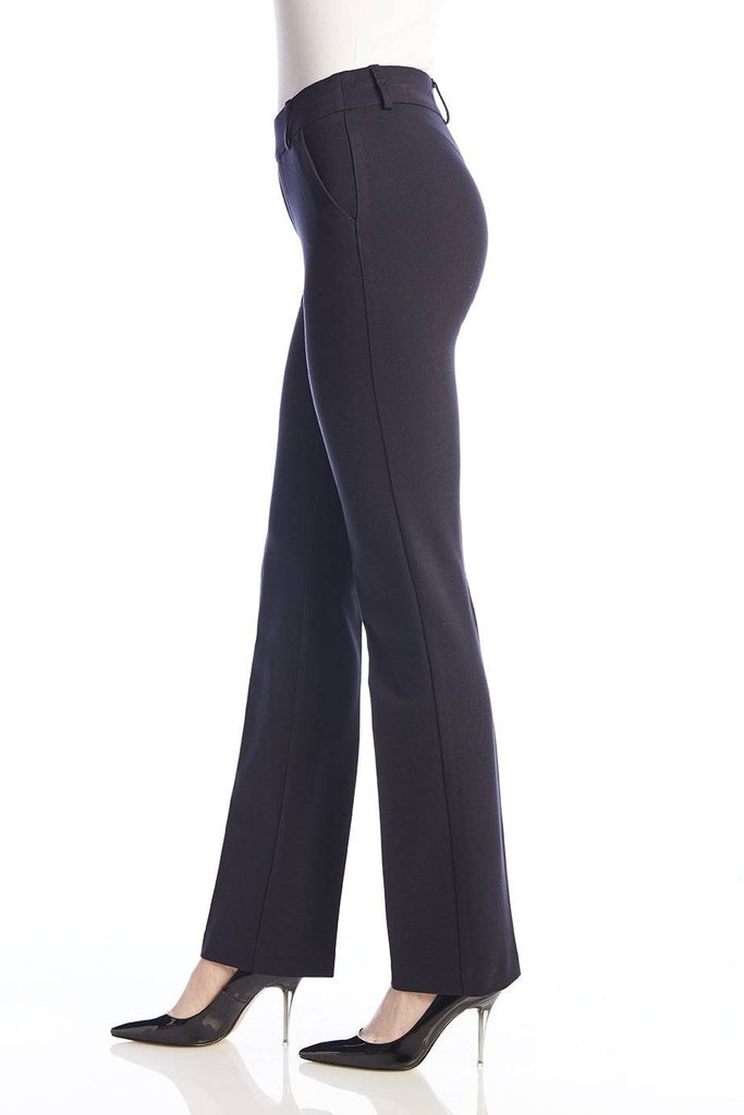 UP! Womens Flatten and Flatter Classic Trouser Ponte, 2 Colors - a-dream-fit.myshopify.com