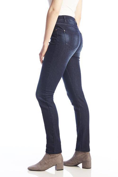 UP! Womens Flatten & Flatter 360 Skinny Jeans | +COLORS - A Dream Fit