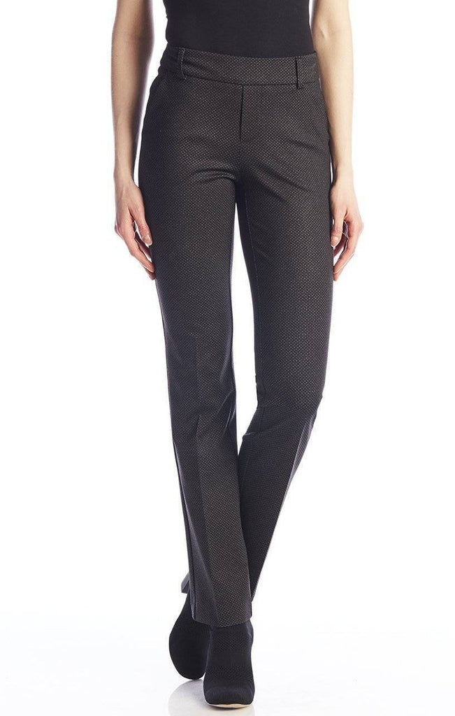 UP! Womens Flatten and Flatter Classic Trouser, Ponte - a-dream-fit.myshopify.com