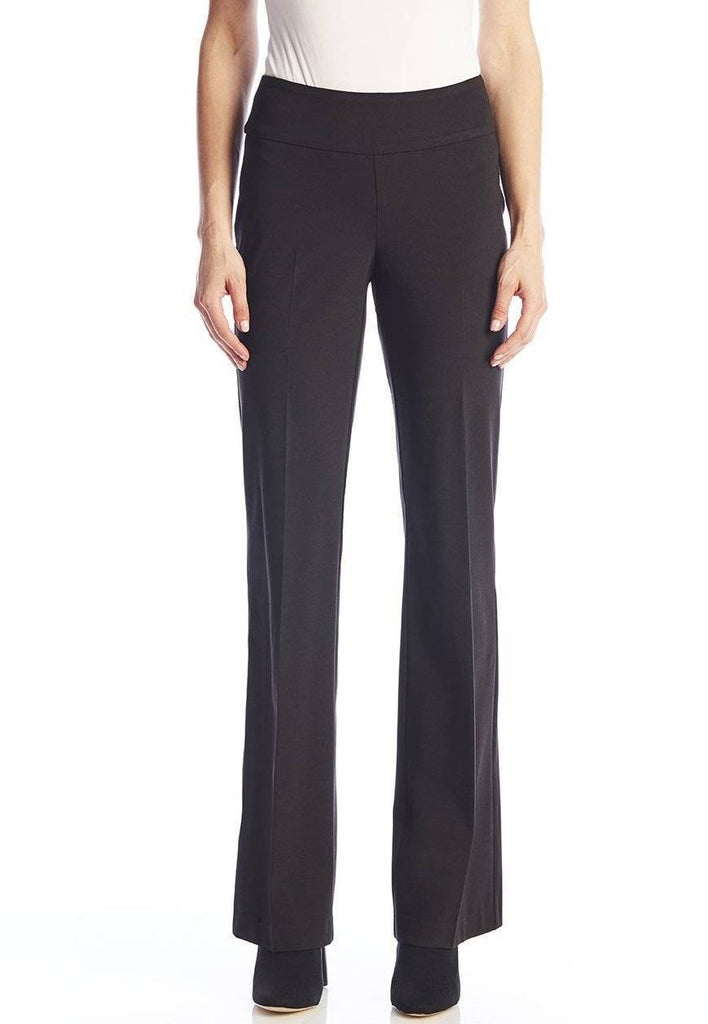 UP! Womens Flatten and Flatter Boot Cut Pants Roma, 2 Colors - a-dream-fit.myshopify.com