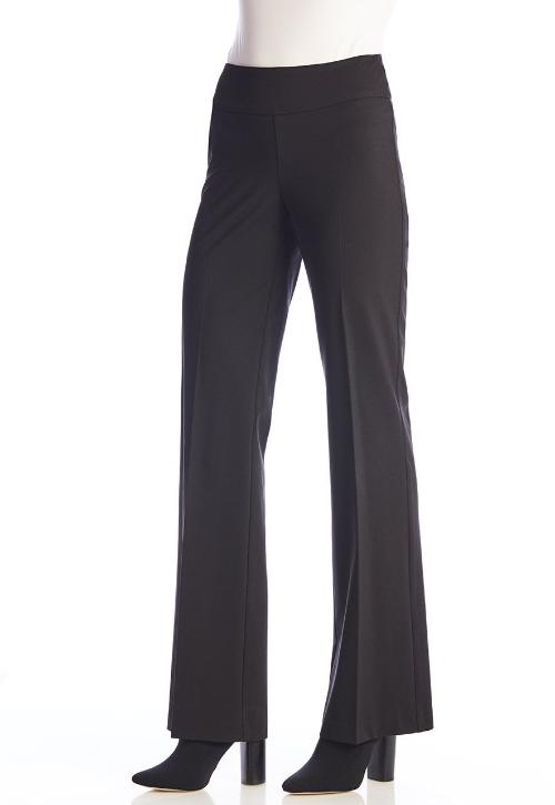 UP! Womens Flatten and Flatter Boot Cut Pants Roma - A Dream Fit