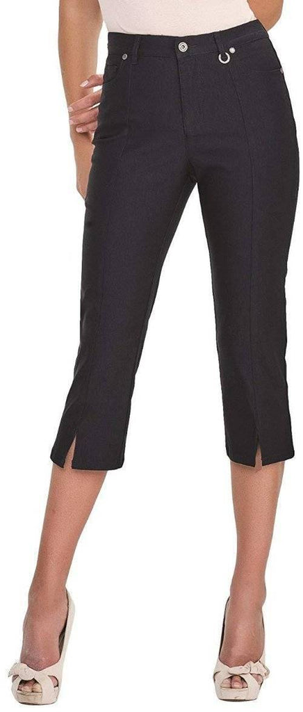 Simon Chang Canada Womens Micro Twill Capri - A Dream Fit