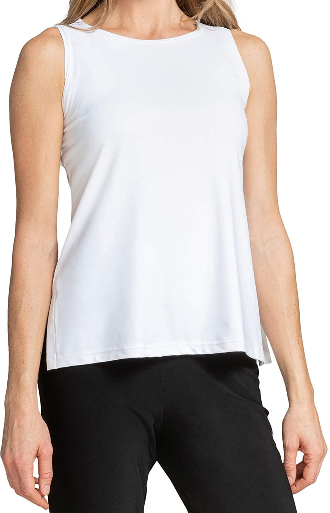 Sympli Womens Sleeveles Nu Ideal Tank Style 21177
