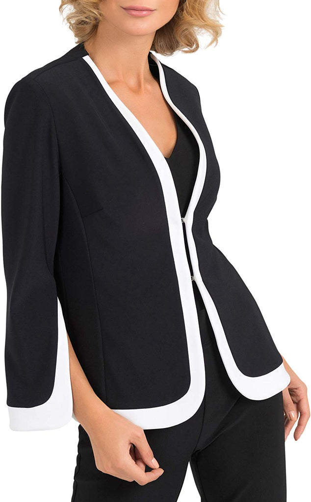 Joseph Ribkoff Womens Jacket Style 193191 - a-dream-fit.myshopify.com