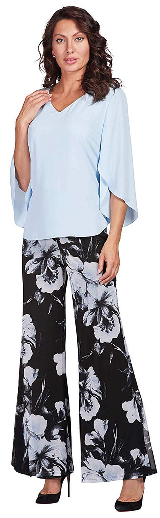 Frank Lyman Womens Floral Pant Style 186515