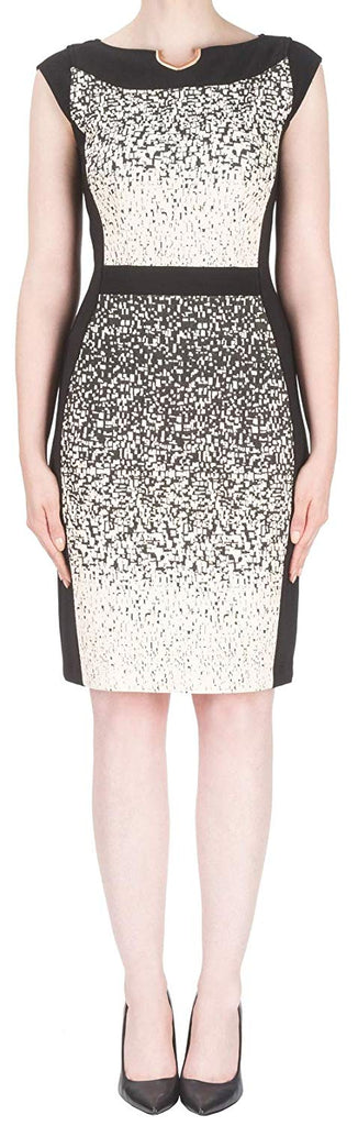 Joseph Ribkoff Womens Cocktail Dress Style 153894U - a-dream-fit.myshopify.com