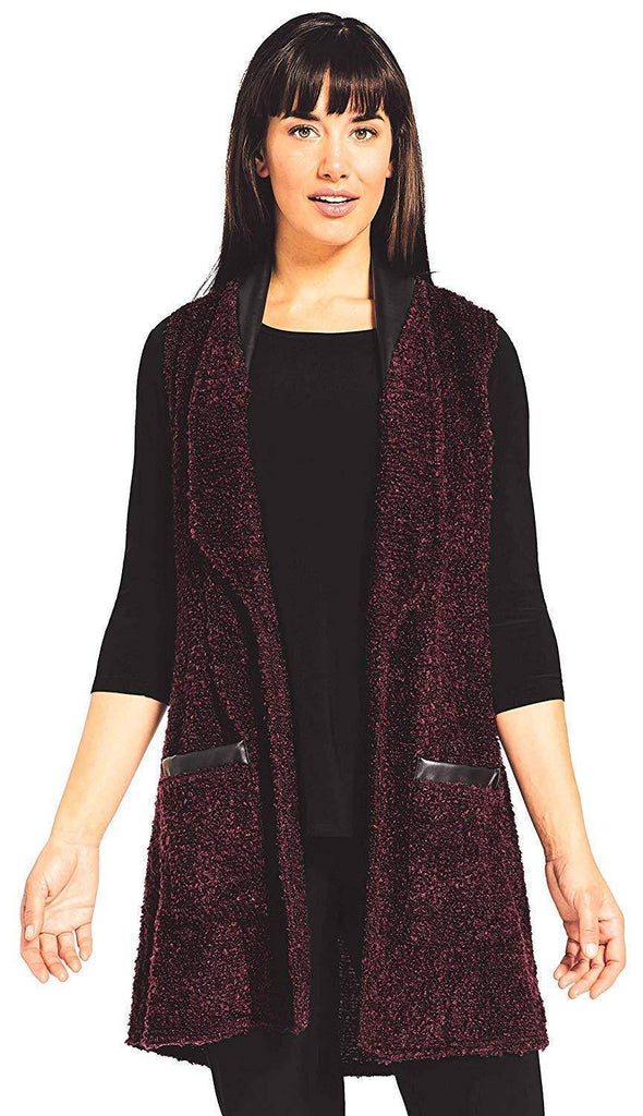 Sympli Womens Hands Down Vest - a-dream-fit.myshopify.com