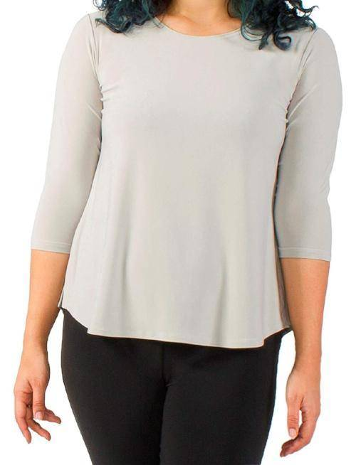 Sympli Womens Go to Classic T Relax - A Dream Fit