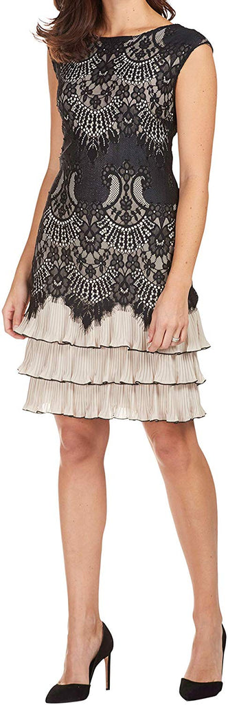 Frank Lyman Womens Cocktail Dress Style 189328 - a-dream-fit.myshopify.com