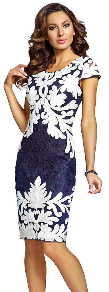Frank Lyman Womens Cocktail Dress Style 68109U - a-dream-fit.myshopify.com