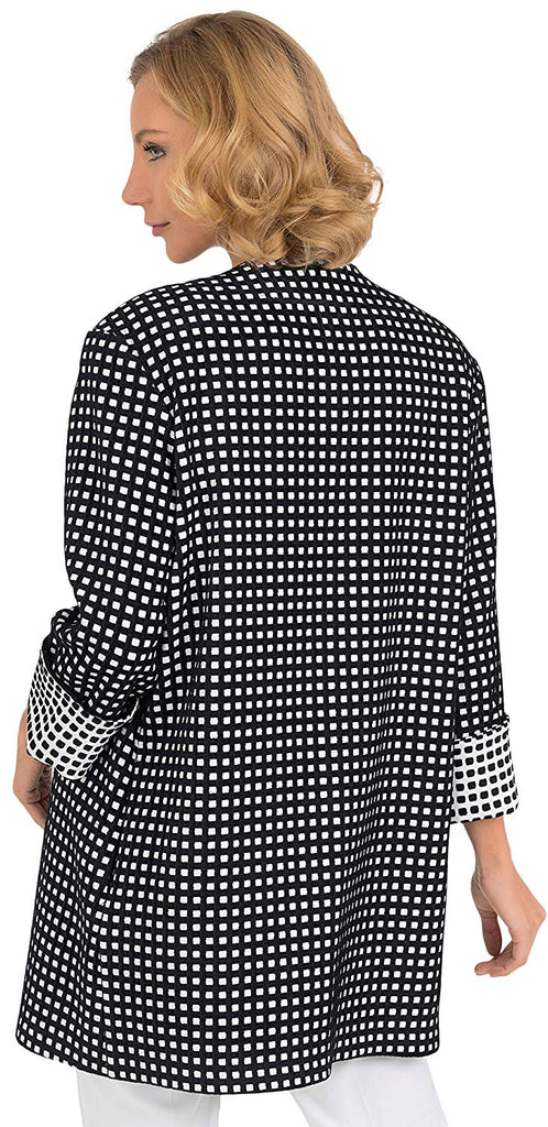 Joseph Ribkoff Womens Open Jacket Style 193823 - a-dream-fit.myshopify.com